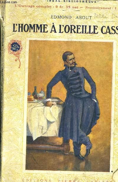 L'HOMME A L'OREILLE CASSEE N°64.