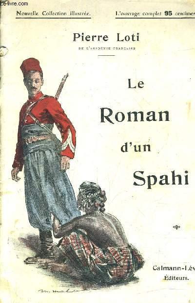 LE ROMAN D'UN SPAHI N°50.