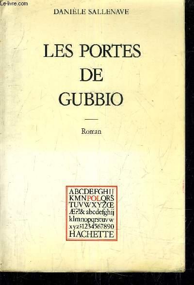 LES PORTES DE GUBBIO.