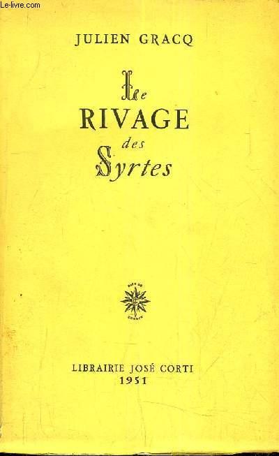 LE RIVAGE DES SYRTES.