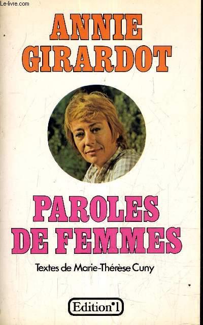 PAROLES DE FEMMES.