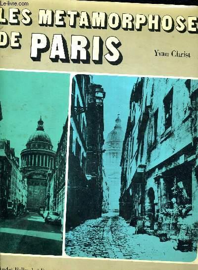 LES METAMORPHOSES DE PARIS.