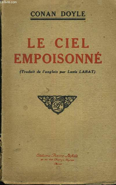 LE CIEL EMPOISONNE.
