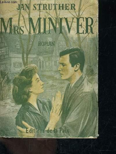 MRS MINIVER.