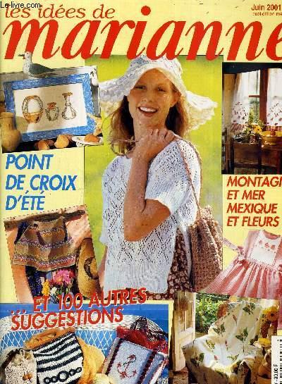 LES IDEES DE MARIANNE N°70 JUIN 2001.