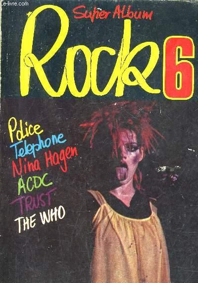 SUPER ALBUM ROCK 6.