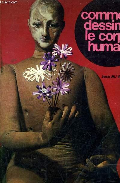 COMMENT DESSINER LE CORPS HUMAIN.