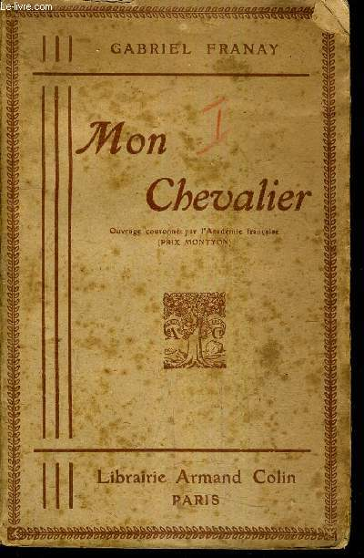 MON CHEVALIER.