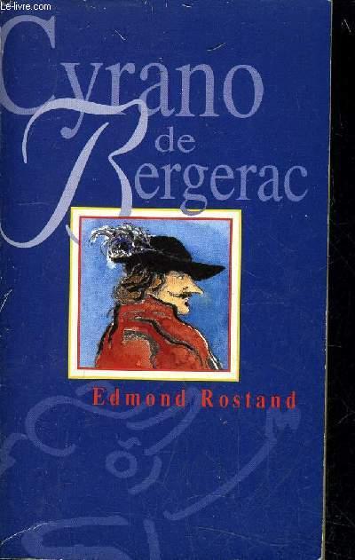 CYRANO DE BERGERAC COMEDIE HEROIQUE EN CINQ ACTES ET EN VERS.