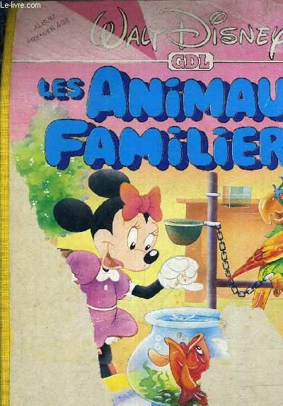 LES ANIMAUX FAMILIERS.