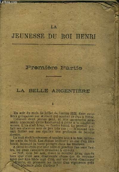 LA JEUNESSE DU ROI HENRI.