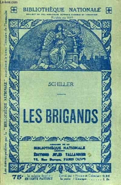 LES BRIGANDS - DRAME EN CINQ ACTES.