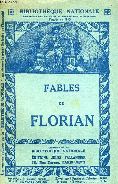 FABLES DE FLORIAN.