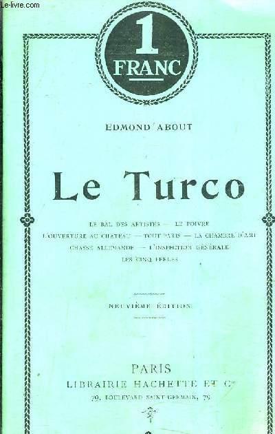 LE TURCO - LE BAL DES ARTSITES - LE POIVRE - L'OUVERTURE AU CHATEAU - TOUT PARIS - LA CHAMBRE D'AMI - CHASSE ALLEMANDE - L'INSPECTION GENERALE - LES CINQ PERLES.