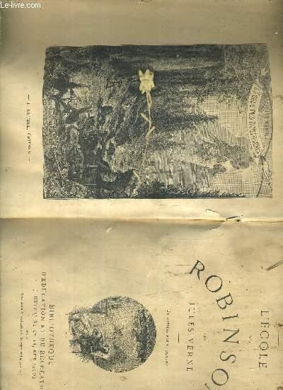 L'ECOLE DES ROBINSONS + LE RAYON VERT (DIX HEURES EN CHASSE).