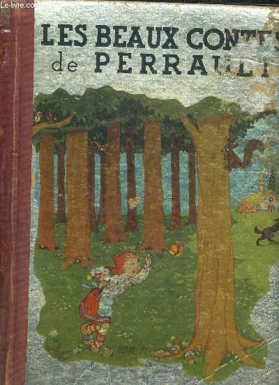 LES BEAUX CONTES DE PERRAULT