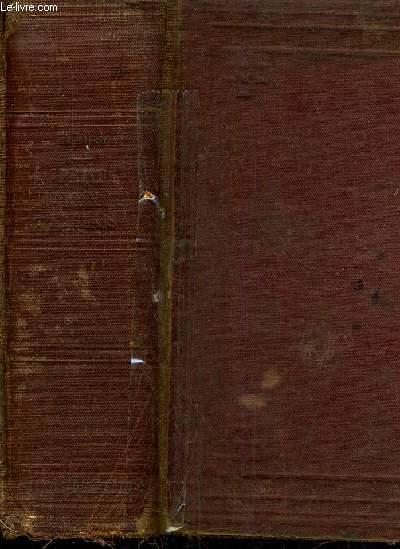 PETIT DICTIONNAIRE ANGLAIS FRANCAIS A L'USAGE DES COURS ELEMENTAIRES/42E EDITION.