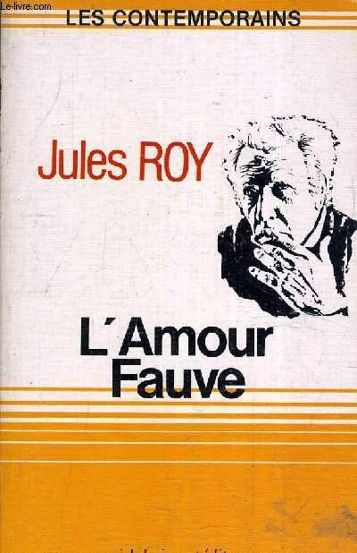 L'AMOUR FAUVE.