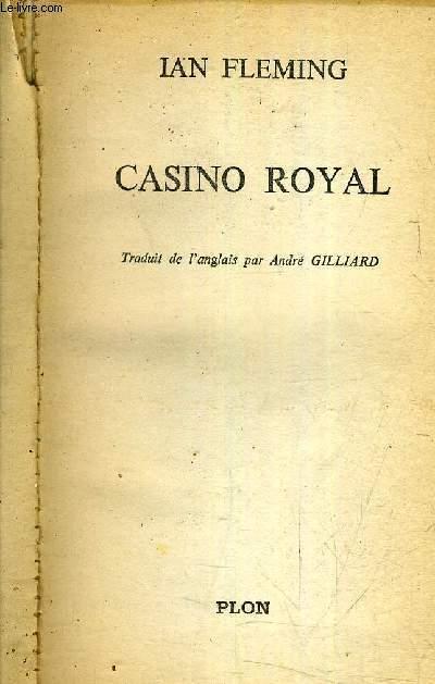 CASINO ROYAL.