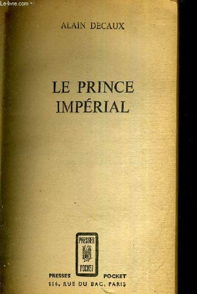 LE PRINCE IMPERIAL.