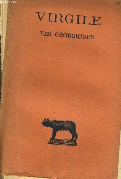 VIRGILE LES GEORGIQUES.