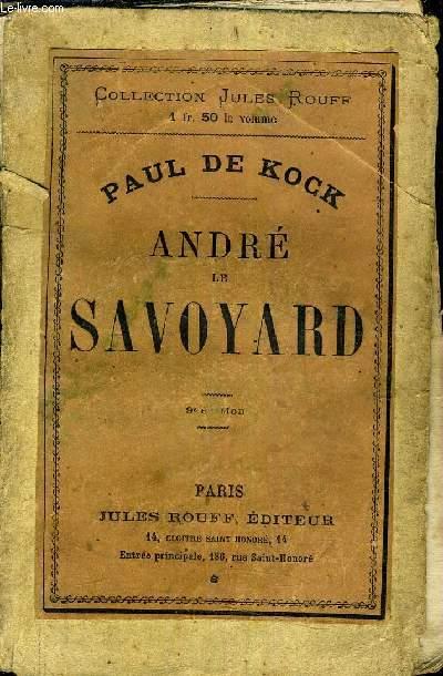 ANDRE LE SAVOYARD / 9E EDITION.