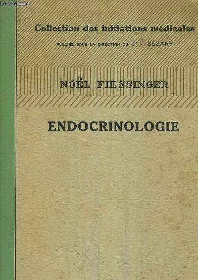 ENDOCRINOLOGIE / 2E EDITION .