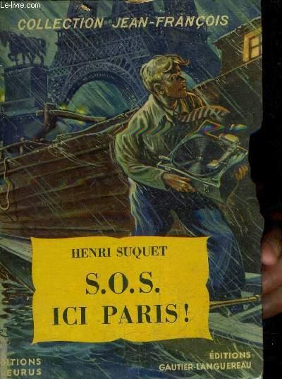 SOS ICI PARIS.