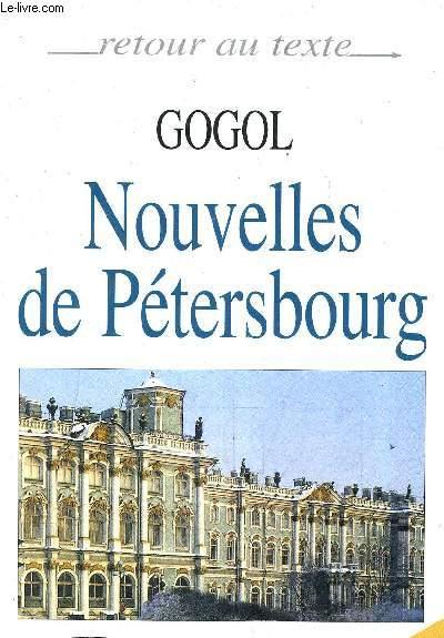 NOUVELLES DE PETERSBOURG / EPREUVE DE FRANCAIS TERMINALES L/ES 99.