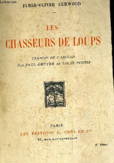 LES CHASSEURS DE LOUPS.