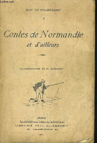 CONTES DE NORMANDIE ET D'AILLEURS.