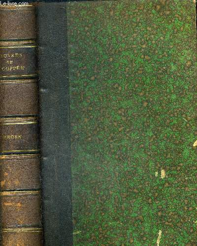 OEUVRES COMPLETES DE FRANCOIS COPPEE - PROSE 1873-1890.
