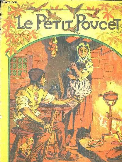 CONTES DE PERRAULT - LE PETIT POUCET.