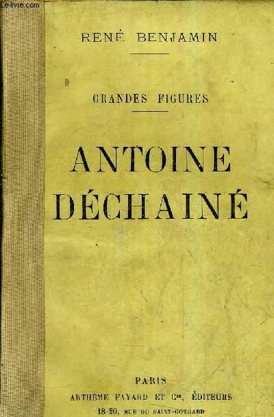ANTOINE DECHAINE.