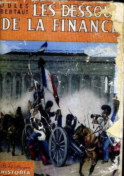 LES DESSOUS DE LA FINANCE.