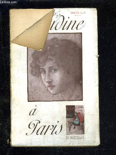 CLAUDINE A PARIS - 15E EDITION.