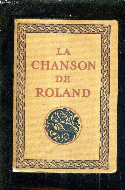 LA CHANSON DE ROLAND - PUBLIEE D