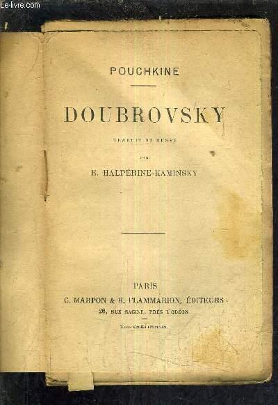 DOUBROVSKY.