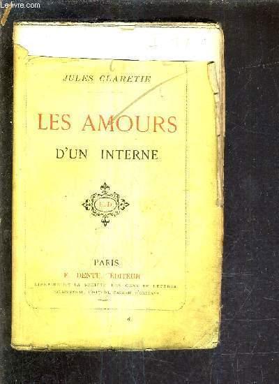LES AMOURS D'UN INTERNE / 11E EDITION.
