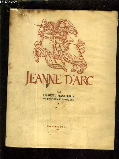 JEANNE D'ARC.