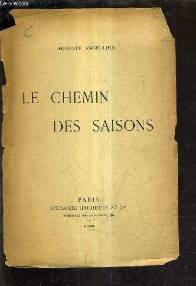 LE CHEMIN DES SAISONS.