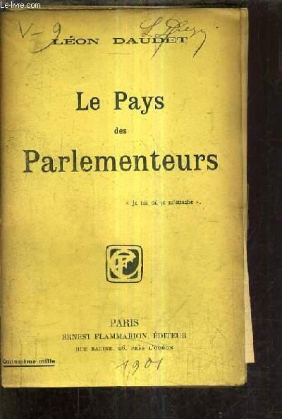 LE PAYS DES PARLEMENTEURS.