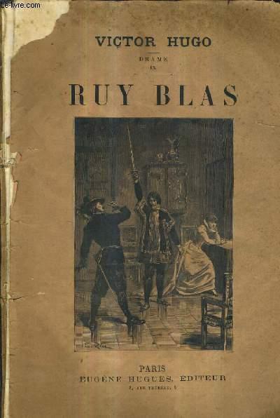 RUY BLAS - DRAME IX.