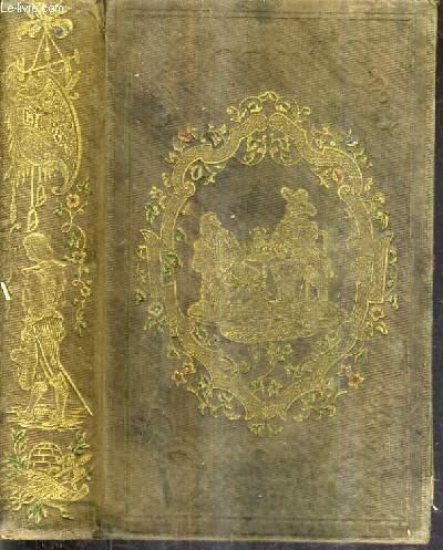 HISTOIRE DE GIL BLAS DE SANTILLANE / NOUVELLE EDITION REVUE ET CORRIGEE PAR L'ABBE LEJEUNE.