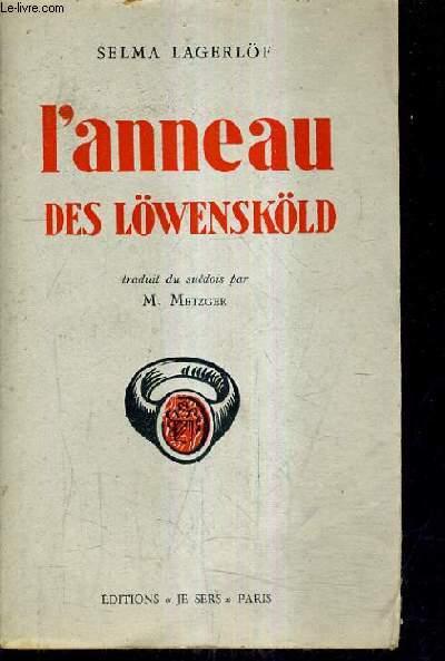 L'ANNEAU DES LOWENSKOLD.
