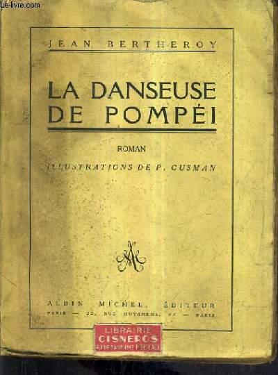 LA DANSEUSE DE POMPEI.