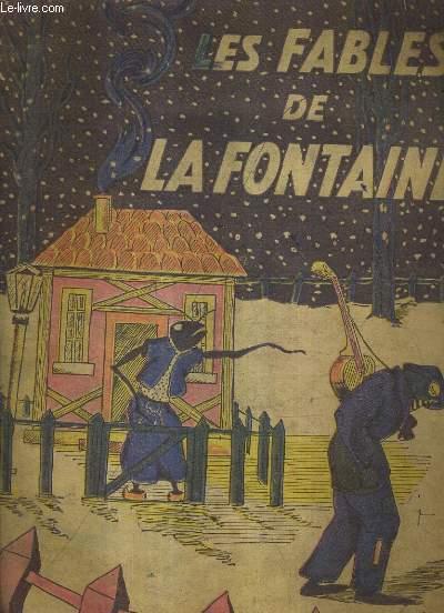 RECUEIL DES FABLES DE LA FONTAINE.