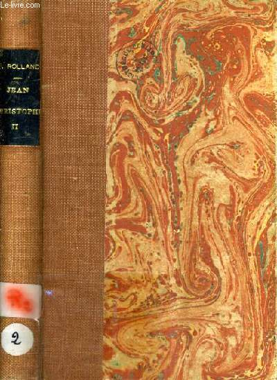 JEAN CHRISTOPHE - II LE MATIN / 171E EDITION.