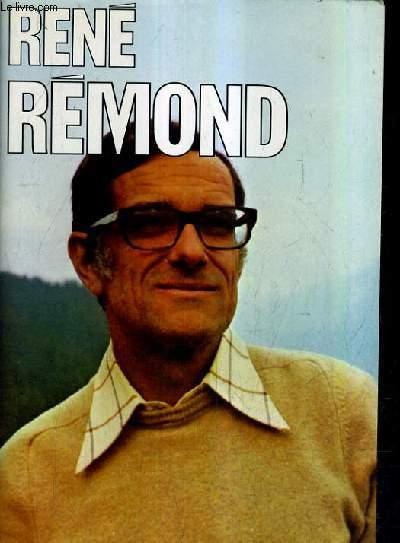AIME SAVARD INTERROGE RENE REMOND - VIVRE NOTRE HISTOIRE.