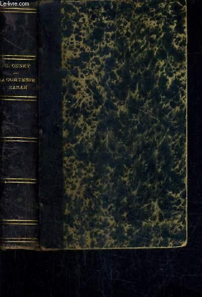 LA COMTESSE SARAH - LES BATAILLES DE LA VIE - 92E EDITION.